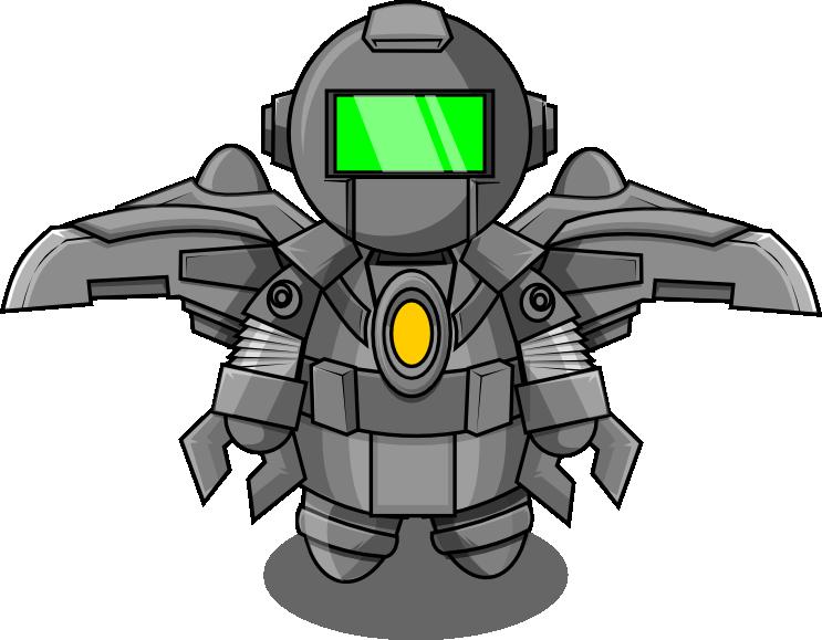Robot clipart comic Superhero robot art ideal Art