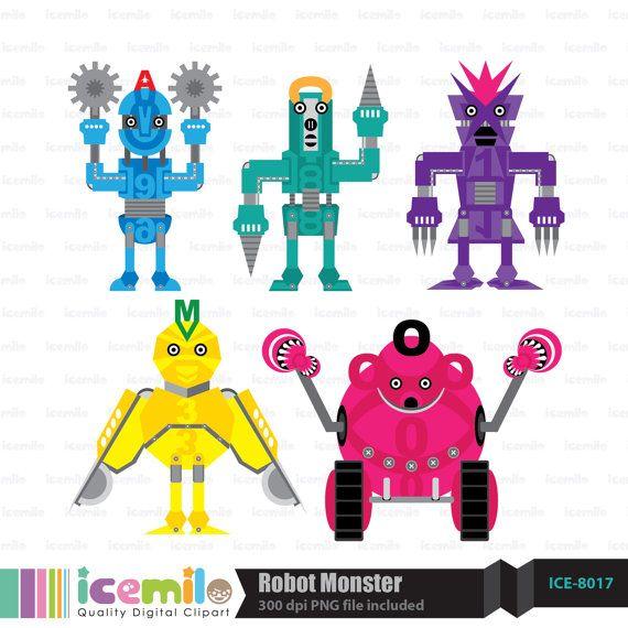 Iiii clipart robot On Robot IcemiloClipart about best