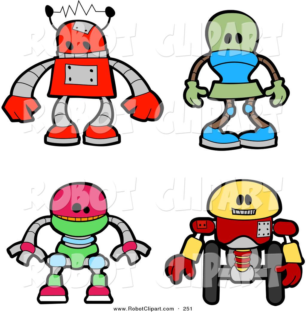 Robot clipart four Robot Kids Robots%20clipart Free Clipart