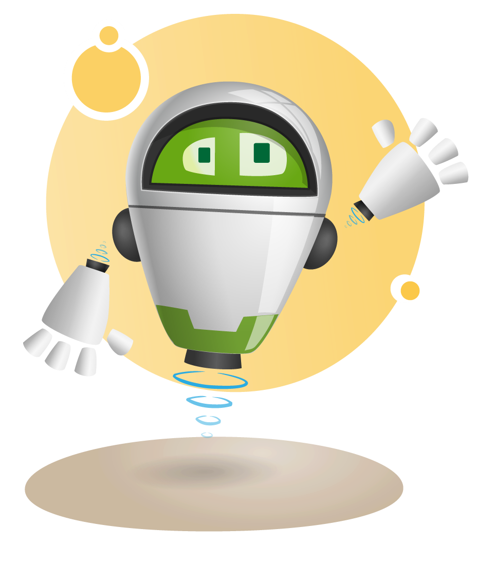 Robot clipart four To Clipart Free Clipart (3024)