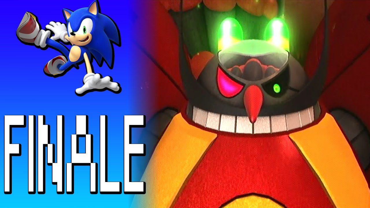 Robot clipart generic Lost Sonic Finale: YouTube Lost