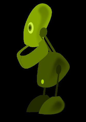 Robot clipart green ClipartPen Green « Robot Robot
