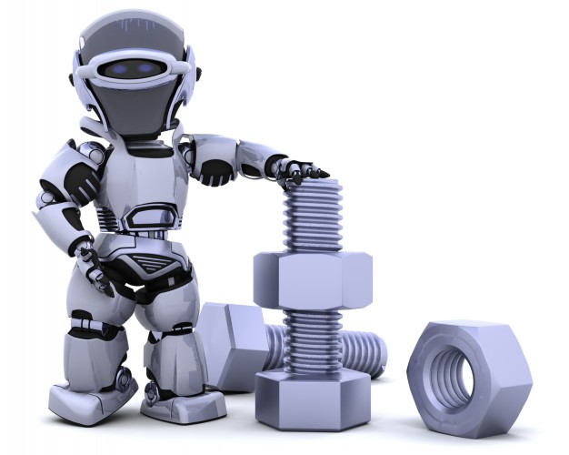 Robot clipart nuts and bolt And Photos nuts bolts and