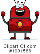 Robot clipart red Red Clipart Cory Red #1091579