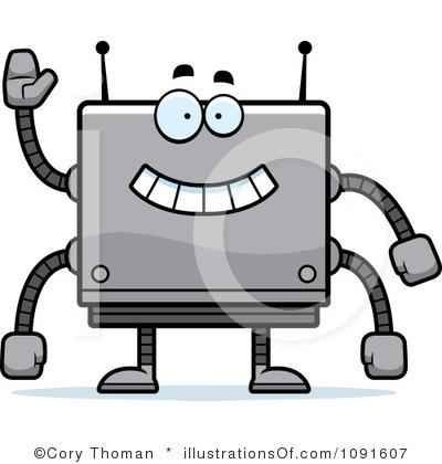 Squares clipart robot Clipart Free Robotics Panda Clipart