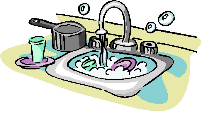 Bowl clipart clean dish Clipart 63 Washing Tiny Washing