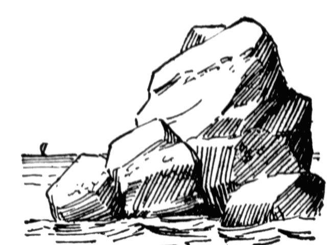 Rock clipart Clipart rock Rock Best gif