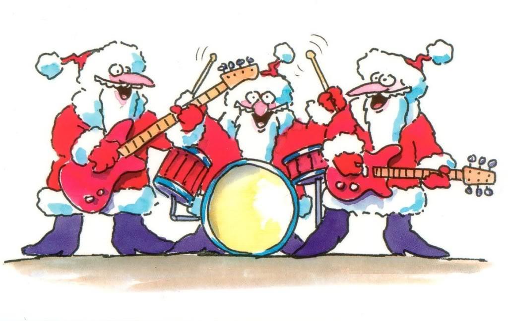 Rock clipart christmas #11