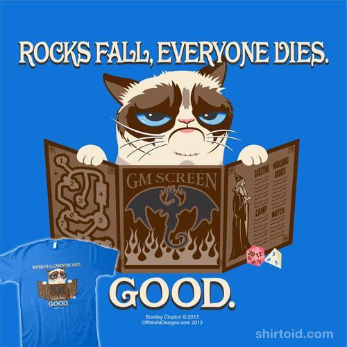 Rock clipart grumpy #6
