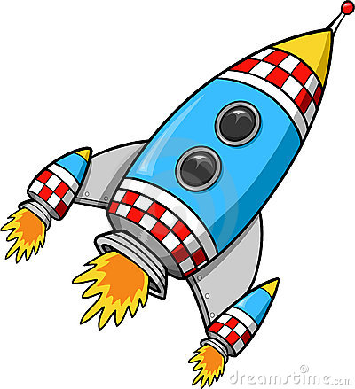 Rocket clipart  Rocket Art Pictures For