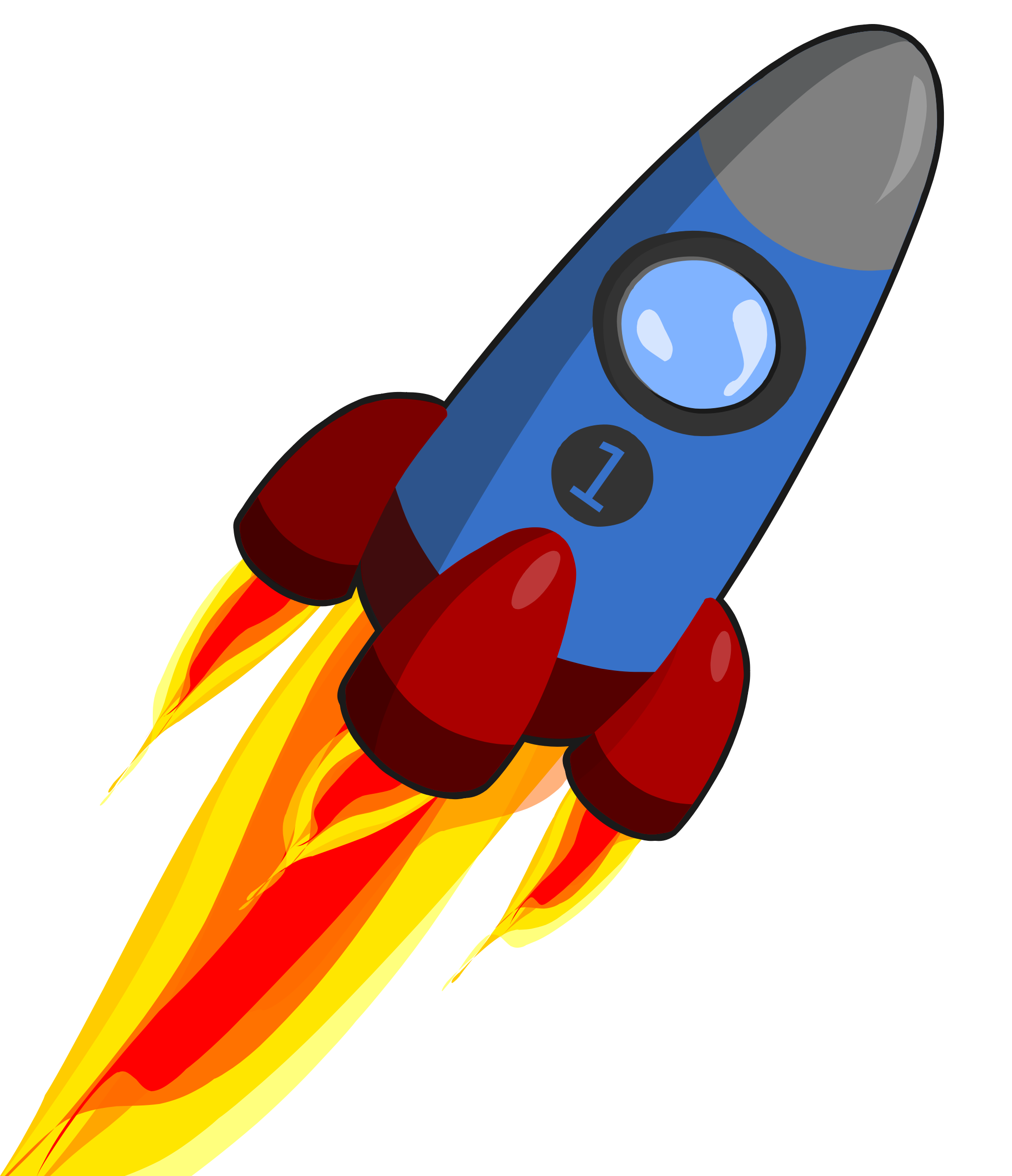 Rocket clipart animated Collection Animated Clip ship Rocket