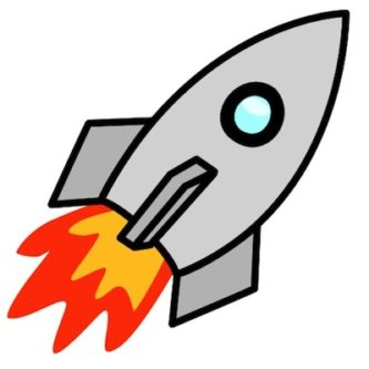 Rocket clipart animated ClipartPen Rocket Clipart #3056 Animation