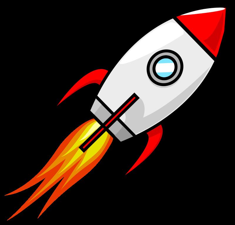 Rocket clipart cartoon Canyon Car Moon Car Clipart