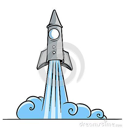 Rocket clipart liftoff Clipart clipart Lift off off