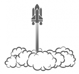 Rocket clipart liftoff Download Clip Liftoff Space Shuttle
