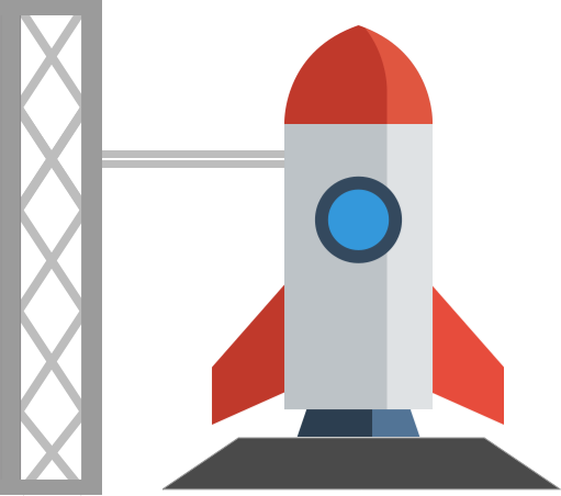 Rocket clipart liftoff Hardest Startups Early ground off