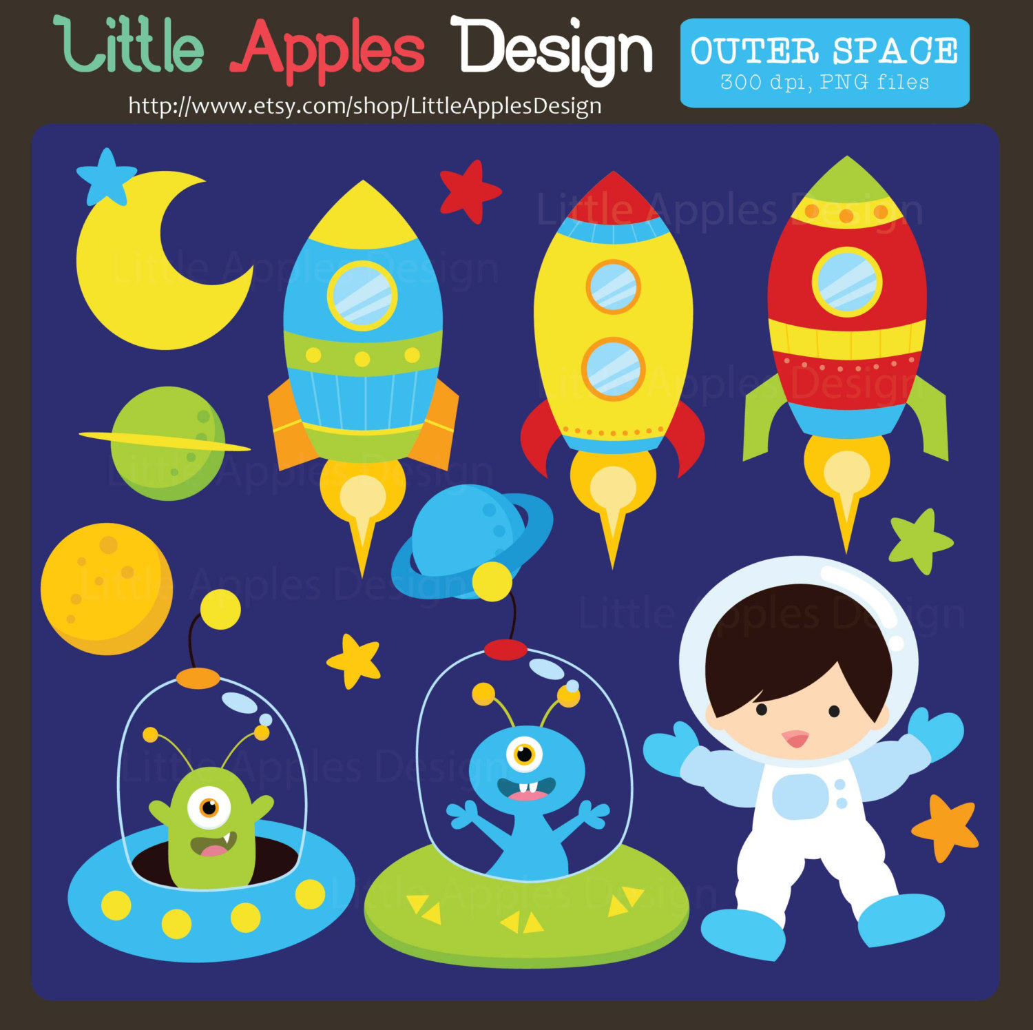 Science clipart outer space Clipart Outer Art / Space