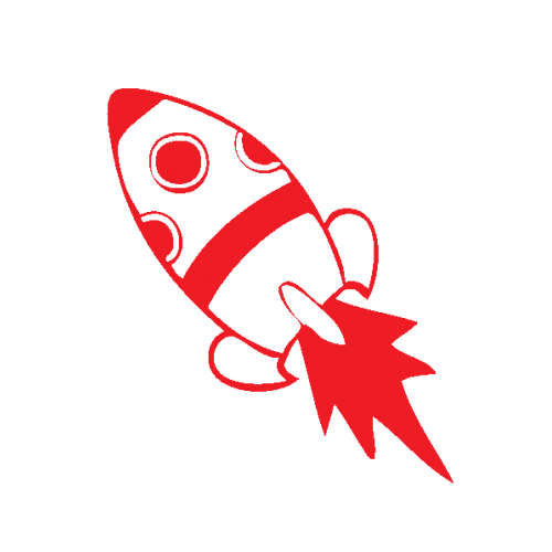 Rocket clipart red rocket Aid Target Red Wee Training