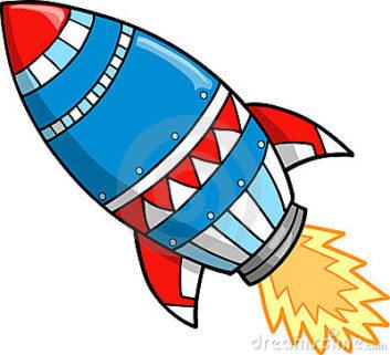 Rocket clipart rocket fire Fire to Clipart Cool ClipartWar