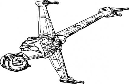 Rocket clipart star wars spaceship Spaceship%20clipart 20clipart Clipart Panda Images