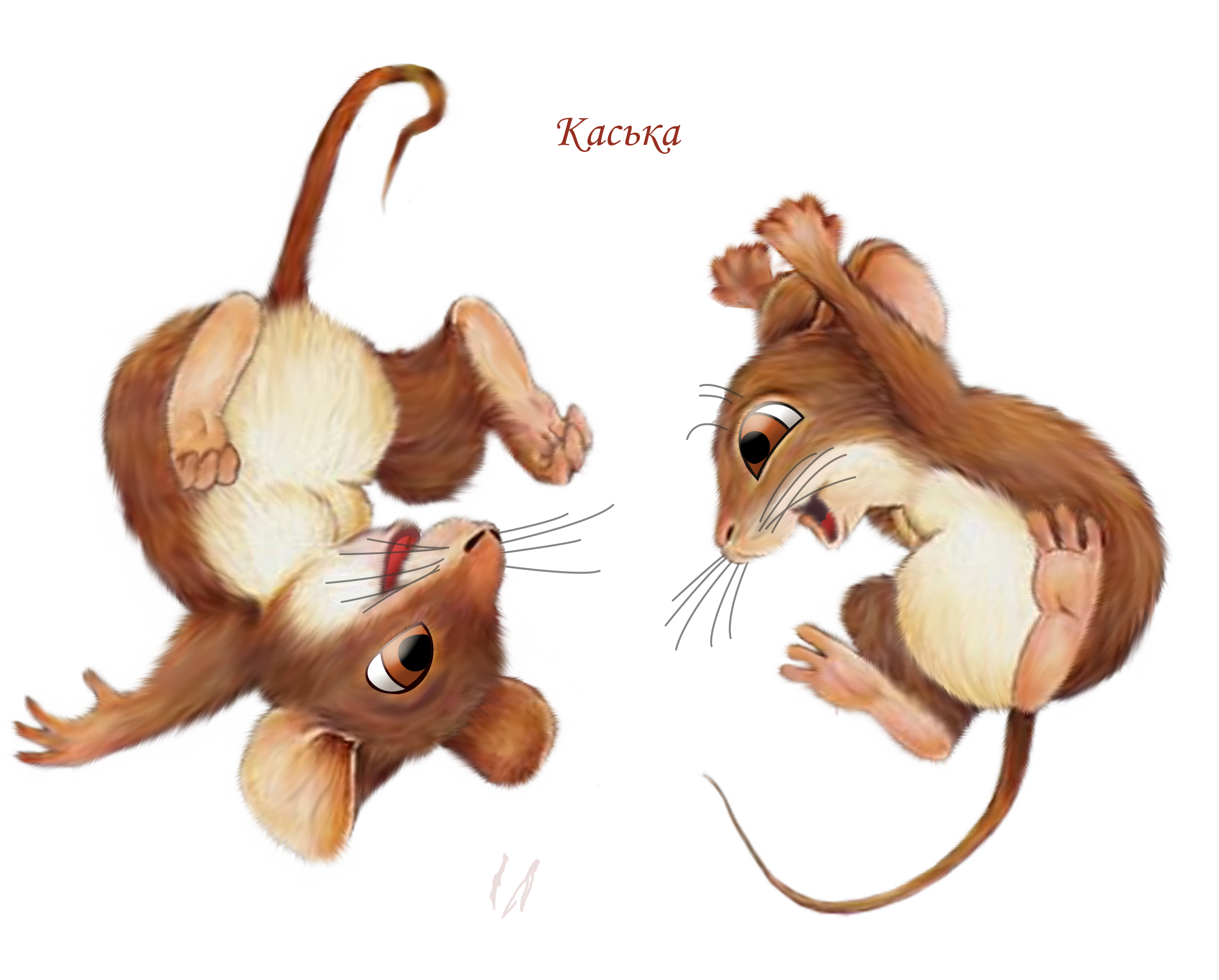 Rodent clipart baby mouse #14