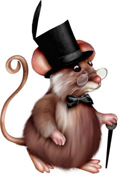 Rodent clipart small mouse #4