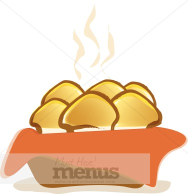 Bread clipart bread roll Rolls Bread Rolls Clipart Dinner