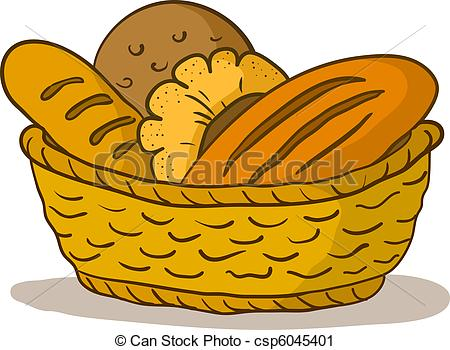Bread Roll clipart dinner roll  Bread Clipart Rolls