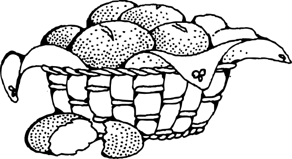 Rolls clipart garlic bread At Clip as: clip online
