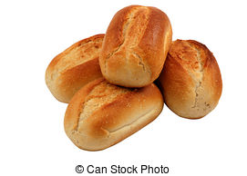 Bread Roll clipart panini Photo royalty pictures background isolated