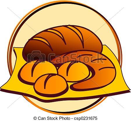 Rolls clipart bread baker #5