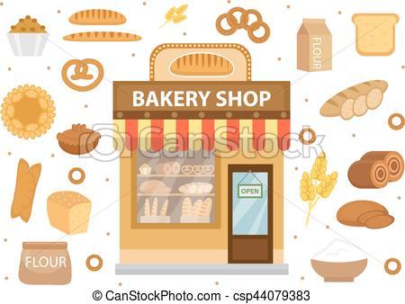 Rolls clipart bread baker #9