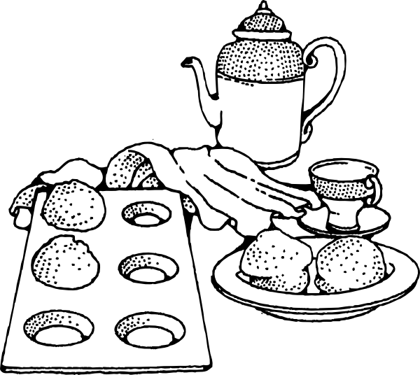 Baking clipart vector This Clker Clip Art at