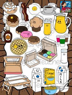 Rolls clipart cereal Searches (79 Bundle com Clipart