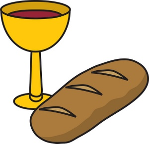 Bread Roll clipart bread and wine Wine bread Loaf clipart of