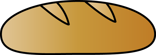 Bread clipart illustration Loaf Italian clipart clipart bread