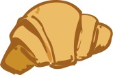 Bread Roll clipart dinner roll Roll%20clipart Roll Panda Clipart Free