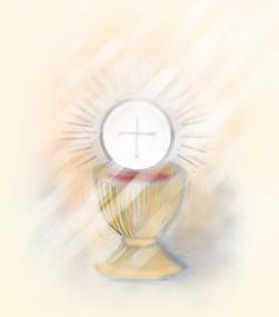 Rolls clipart eucharist #11
