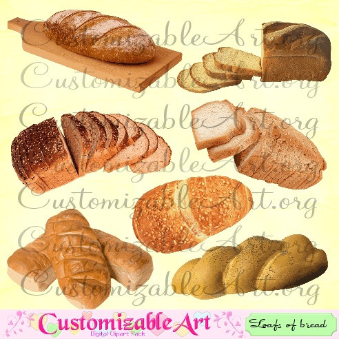 Bread Roll clipart french food Of PNG Bread Clipart Roll