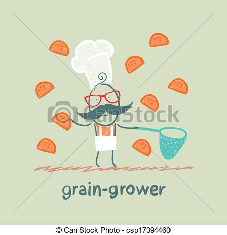 Rolls clipart grain #5