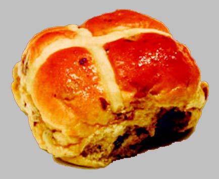Bread Roll clipart hot cross buns Cross bun Seeking Susan Hot