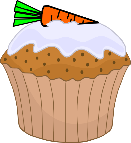 Carrot clipart carrot cake Free Clipart muffin%20clipart Panda 20clipart