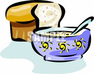 Chicken Soup clipart soup bread Pictures Clipart Clip Clipart Free