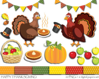 Rolls clipart thanksgiving food #8
