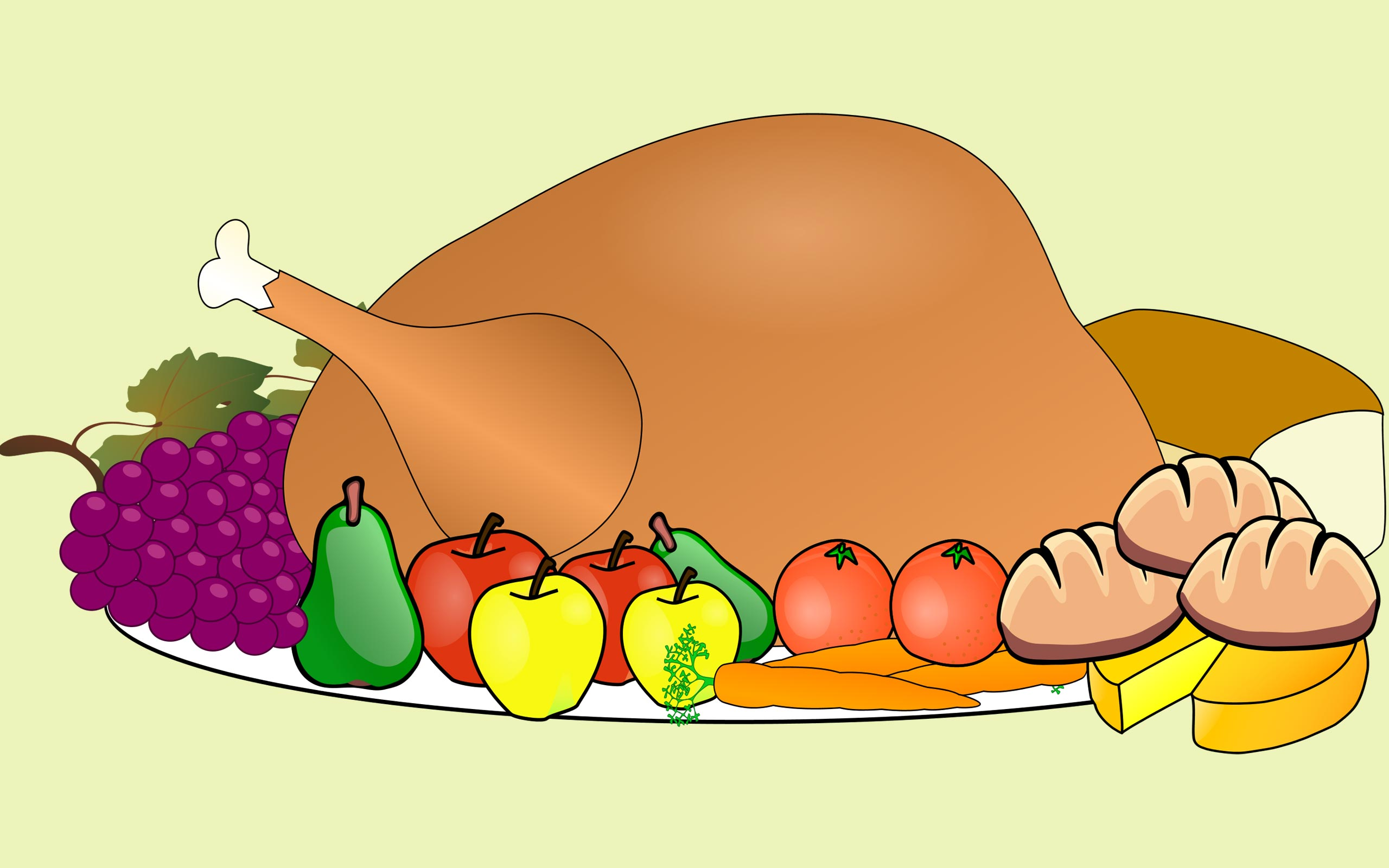 Covered clipart food platter Pictures com november for 65