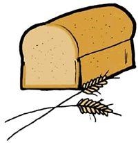 Bread clipart yeast Bread Roll Yeast Basic Grains