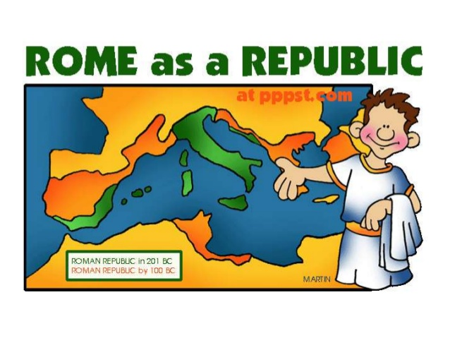 Roman Republic clipart Roman 3 republic