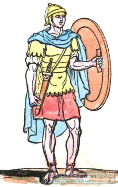 Rome clipart roman soldier #4
