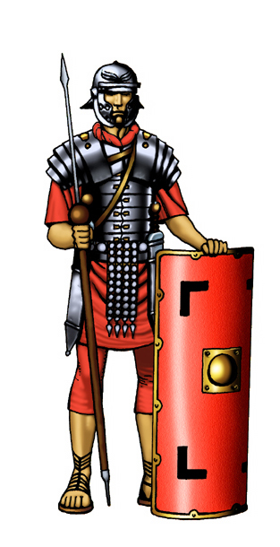 Achilles clipart roman army And soldiers of Roman the