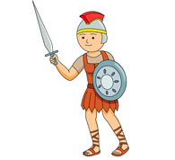 Soldiers clipart roman Art 47  Pictures Graphics